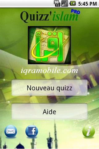 Quizz'islam Pro FR