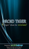Screenshot of DroidTiger - A vTiger Client