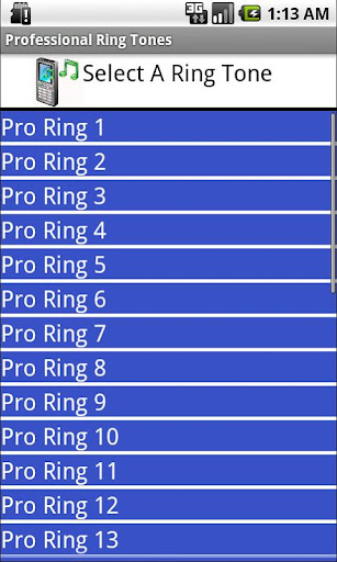 Professional Ringtones