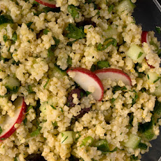 Toasted Millet Salad Recipe