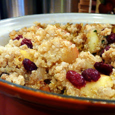 Quinoa Winter Salad