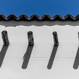 sundial by Paweł Kołodziej - Buildings & Architecture Architectural Detail ( #blue )