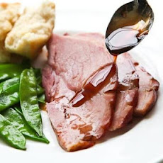 Cola-Pineapple Glazed Easter Ham Recipe