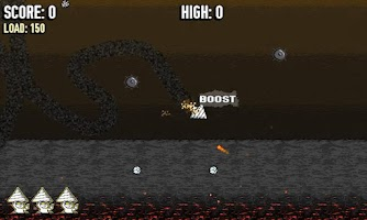 Screenshot of Mega Driller Mole