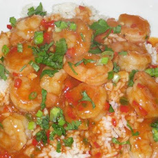 Hot Chili Shrimp