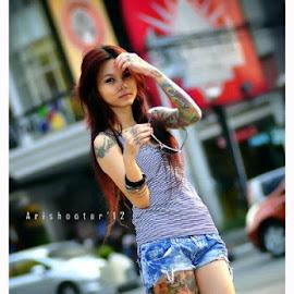 Amel by Haris Umar - People Body Art/Tattoos
