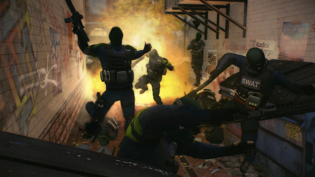 Gage Weapons Pack 1 arrives for Payday 2 on PC