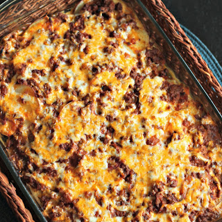 Mexican Scalloped Potatoes