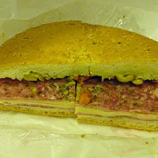 Ultimate Muffuletta