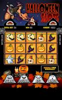 Screenshot of Halloween Slot Machine HD