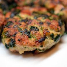 Green Sliders (Spinach, Mushroom, And Beef Mini Burgers) Recipes ...