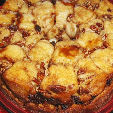 Raisin N' Nut Pull-Apart Coffee Cake
