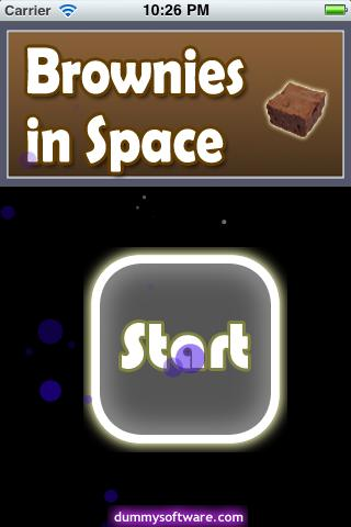 Brownies In Space