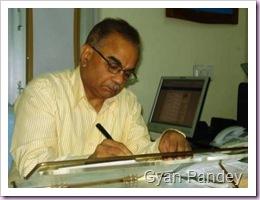 Gyan D Pandey