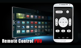 Screenshot of Remote Control TV PRO