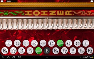 Screenshot of Hohner B/C Button Accordion