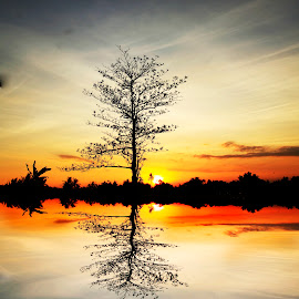 by Ismanto Lungsi - Landscapes Sunsets & Sunrises