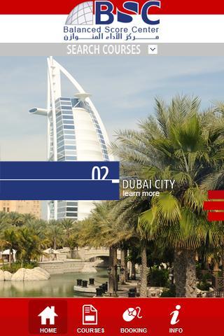 Balanced Score Center Dubai