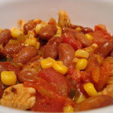 Mexican Confetti Chicken Stew