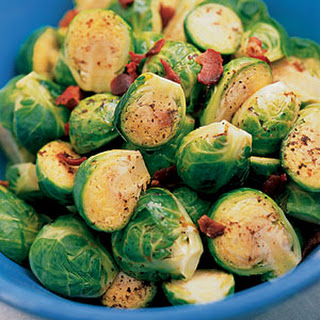 Sweet And Sour Brussel Sprouts With Bacon Recipes