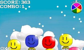 Screenshot of Balloon Season