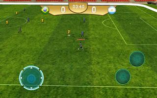 Screenshot of Bola Pro Star Brasileiro Fut