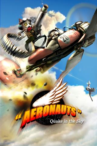 Aeronauts: Quake in the Sky