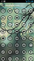 Screenshot of HexaPulse Icons (NOVA/APEX/GO)