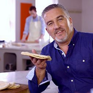 Get Baking with Paul Hollywood - Wholemeal pitta breads