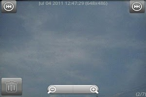 Screenshot of Interval Camera