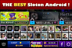 Screenshot of New Slot