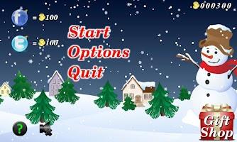 Screenshot of Christmas Mahjong Free