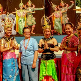 Heritage Festival by Joseph Law - News & Events Entertainment ( world even, heritage festival, beautiful dance, thai dance, celebration day, very skillful )