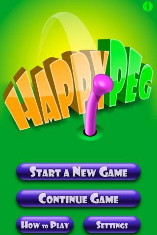 Happy Peg