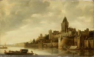 RIJKS: Frans de Hulst: painting 1650