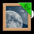 Download Starry Night Boat Mini Theme APK on PC