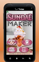 Screenshot of Sundae Maker