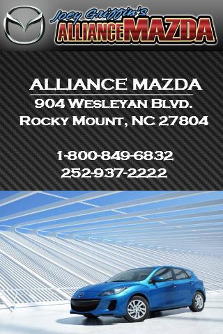 Alliance Mazda