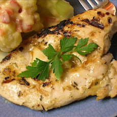 Make Ahead Marinated Chicken Breasts
