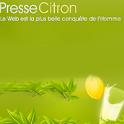 Presse Citron icon