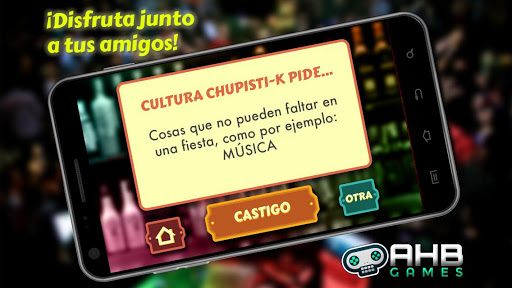 cultura-chupistica for android screenshot