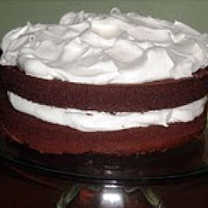 Chocolate Cake and Surprise Icing