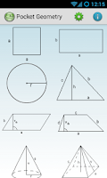 Screenshot of Pocket Geometry