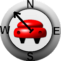 Car Compass icon