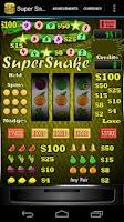 Screenshot of Super Snake Slot Machine