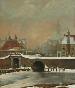 RIJKS: Wouter Johannes van Troostwijk: The Raampoortje in Amsterdam 1809