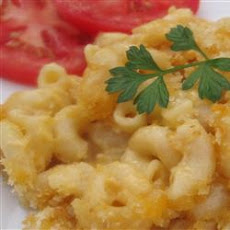 'Got Some Crust' Macaroni and Cheese