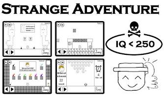 Screenshot of Strange Adventure