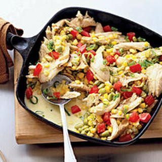 Chicken Succotash