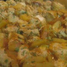 Basque Tuna & Potato Casserole